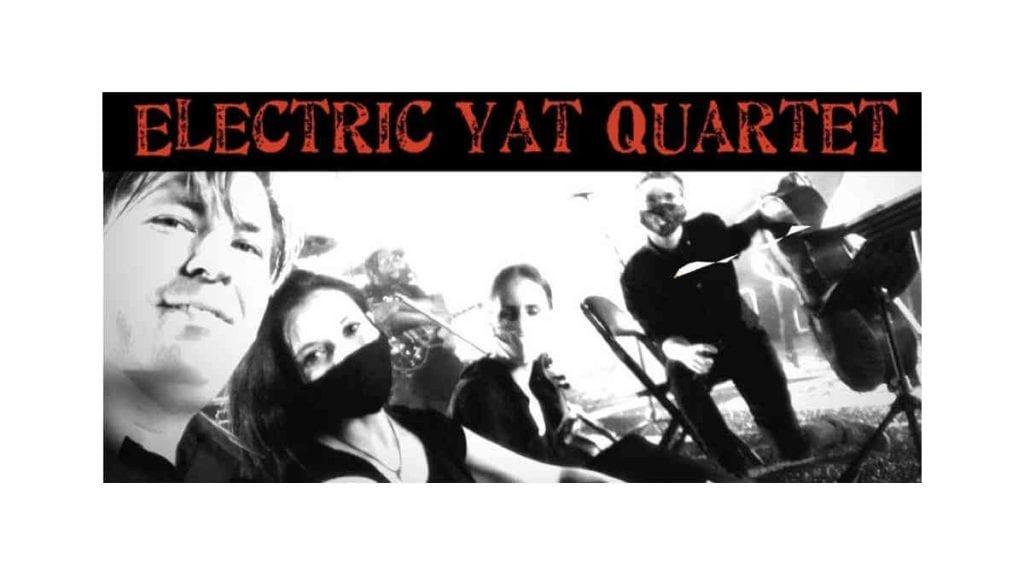 Halloween Porch Concert - Electric Yat Quartet | New Orleans Local Event Calendar