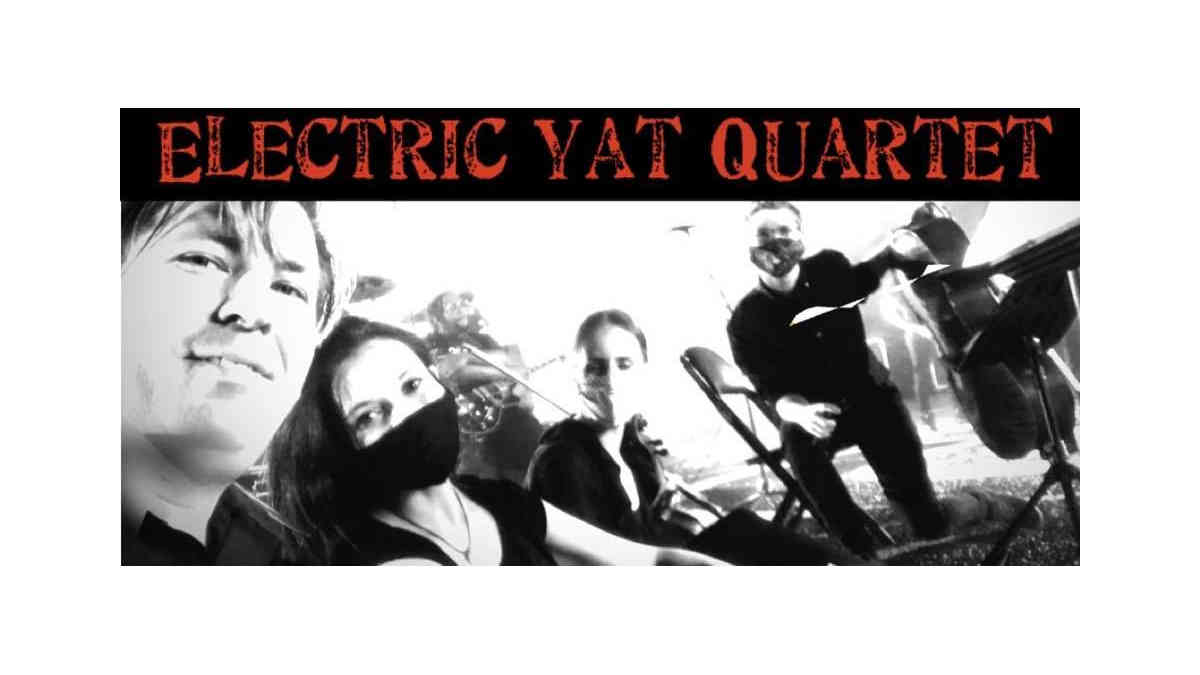 Halloween Porch Concert - Electric Yat Quartet | New Orleans Local Event Calendar