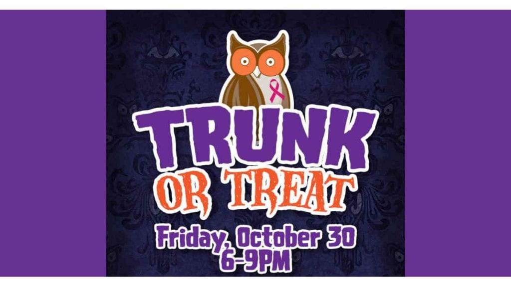 Hooters Trunk or Treat