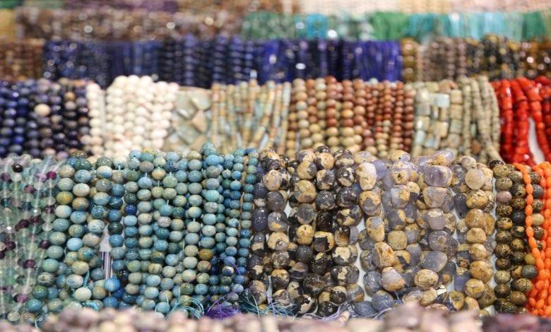 Jewelry AKS Gem Show