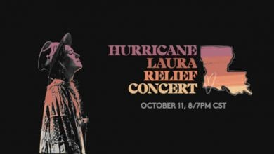 Photo of Lauren Daigle Hurricane Laura Relief Concert