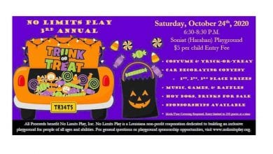 Photo of No Limits Play 3rd Annual Trunk or Treat