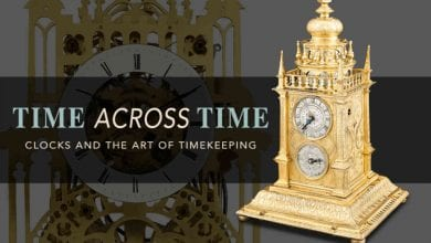 Photo of Time Across Time: Clocks and the Art of Timekeeping