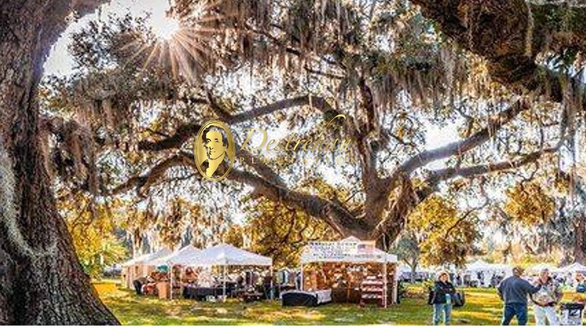 48th Annual Fall Event - Destrehan Plantation