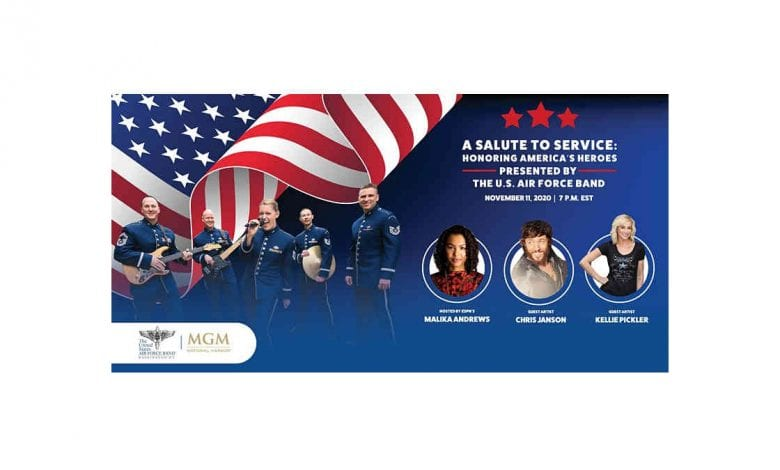 A Salute to Service Honoring America's Heroes