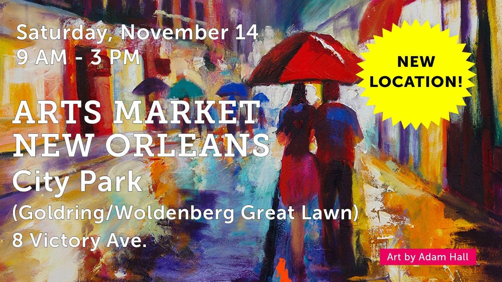 Arts Market New Orleans City Park