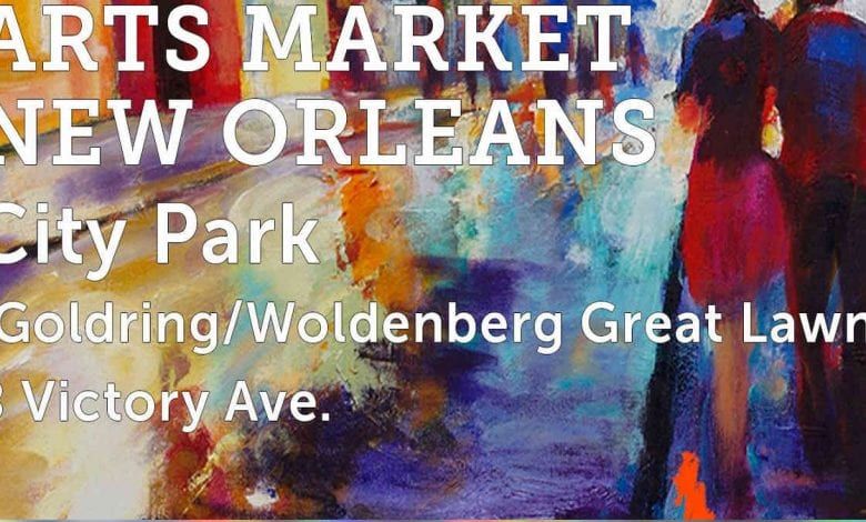 Arts Market at City Park