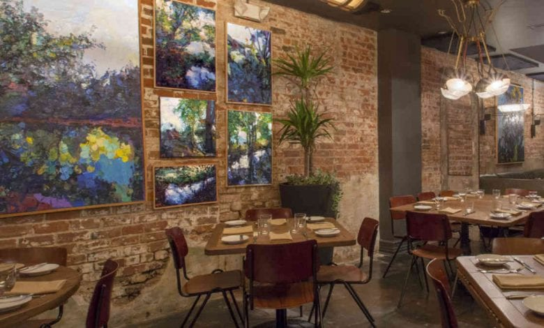 Bywater American Bistro & Compère Lapin Thanksgiving Options Dining Room