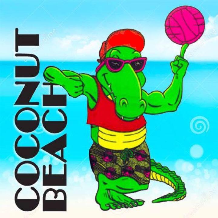 Coconut Beach Logo 2nd Annual Friendgiving Feast