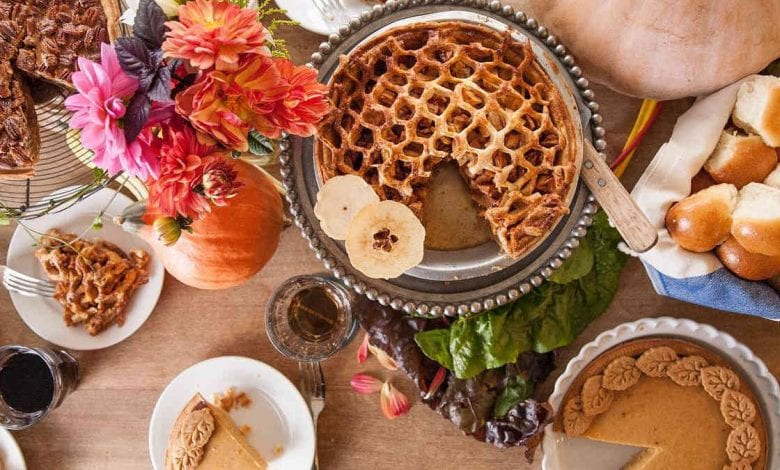 Dessert For Thanksgiving La Boulangerie