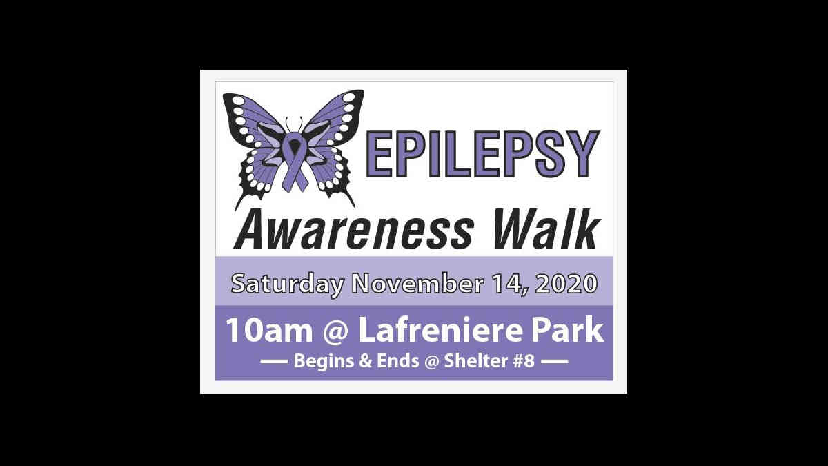 Epilepsy Awareness Walk