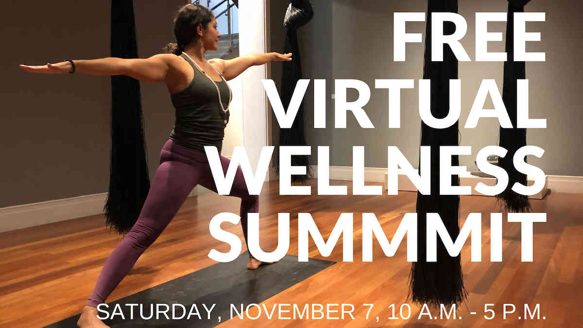 Free Virtual Wellness Summit - Ogden Museum - New Orleans Local Event Calendar
