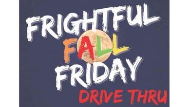 Photo of Frightful Fall Friday Drive Thru