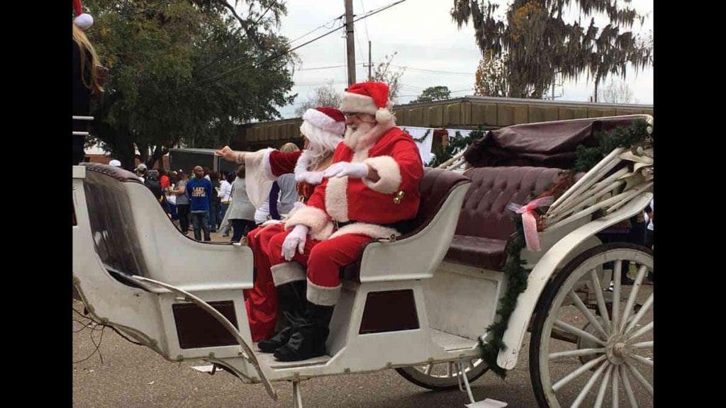 Merry Madisonville Christmas