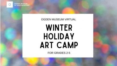 Ogden Winter Holiday Art Camp