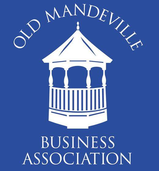 Old Mandeville's Christmas Past Market 2020 | Old Mandeville Business Association Logo