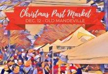 Old Mandeville's Christmas Past Market 2020