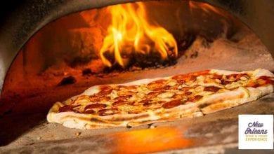Photo of Pizza e Vino At The Botanical Gardens