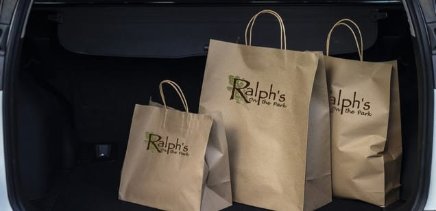 Ralph's On The Park Curbside Thanksgiving