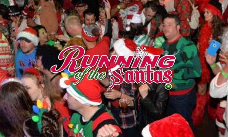 Running of the Santas Postponed
