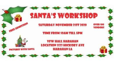 Photo of Santa's Workshop Craft Fair