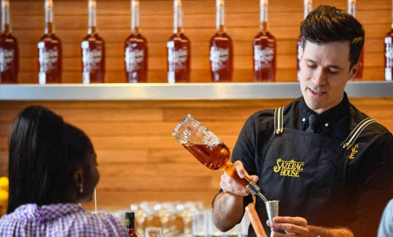 Sazerac House Virtual Tastings
