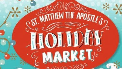 Photo of St. Matthew The Apostle Holiday Market