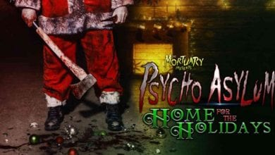 Photo of The Mortuary Presents: Psycho Asylum – Home For The Holiday
