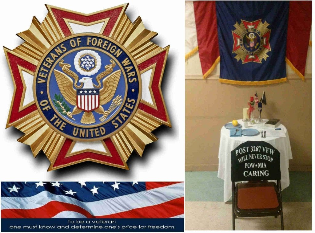VFW FB Cover &  Santa's Workshop Craft Fair