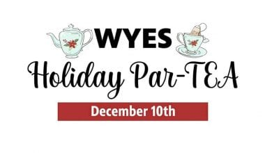 WYES Holiday Par-TEA   New Orleans Local Events
