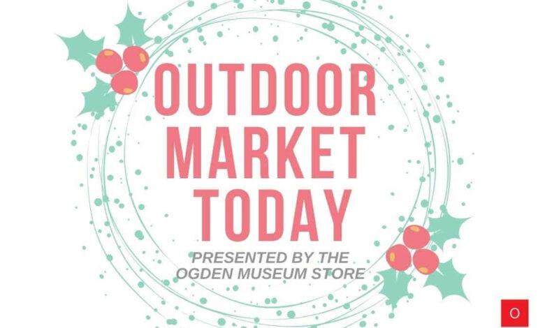 Ogden Outdoor Market Today