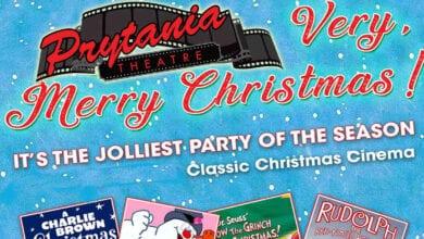 Prytania's Very, Merry Christmas Party 2020
