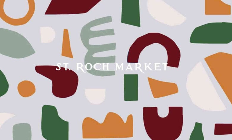 St. Rock Holiday Market