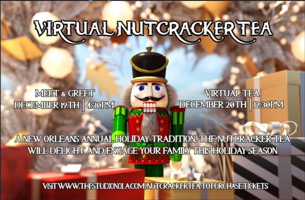 Virtual Nutcracker Tea