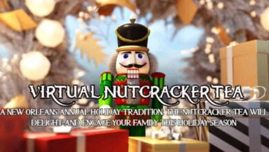 Vitual Nutcracker Tea