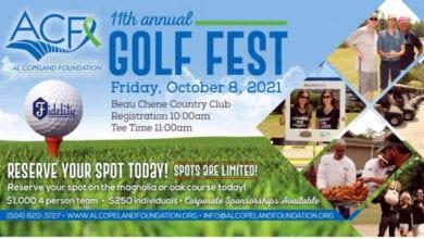 11th Annual Golf Fest ACF