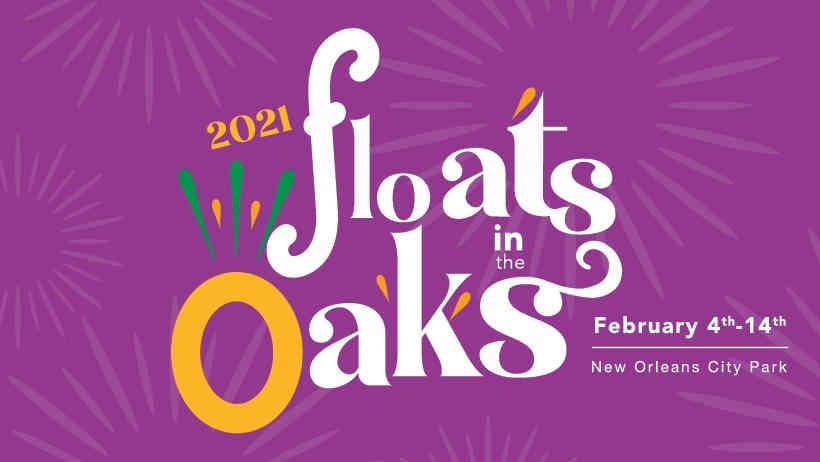 2021 Floats in the oaks 2