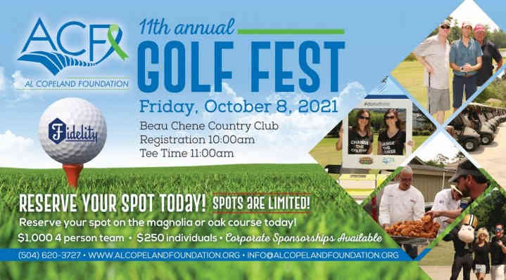 ACF 11th Annual Golf Fest (Small Image)