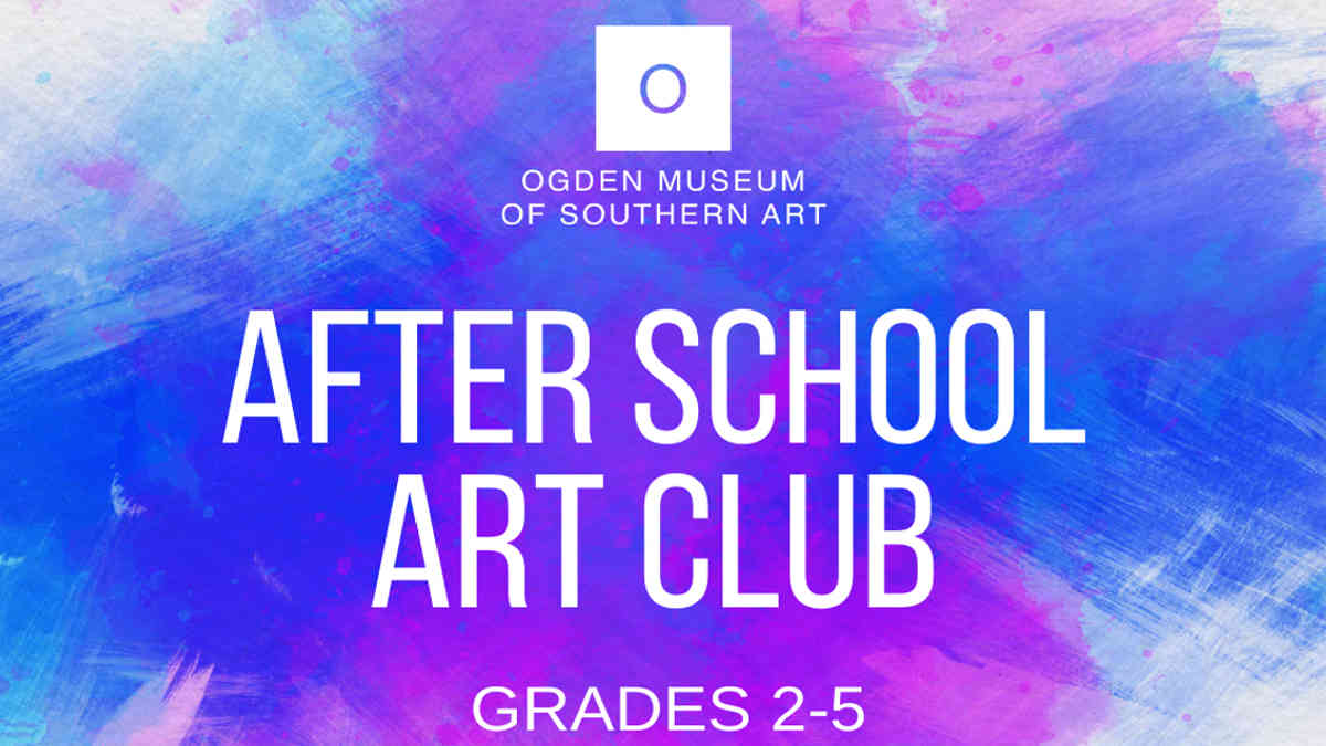 Ogden After School Art Club