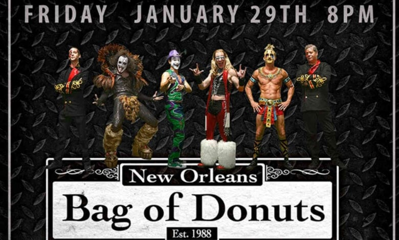 Bag of Donuts LIVE