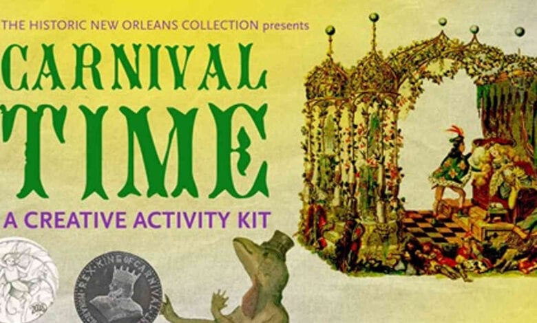 Carnival Time: A Creative Activity Kit