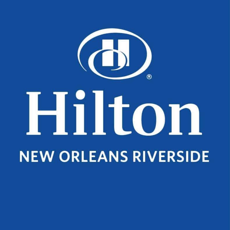 Hilton Riverside Logo