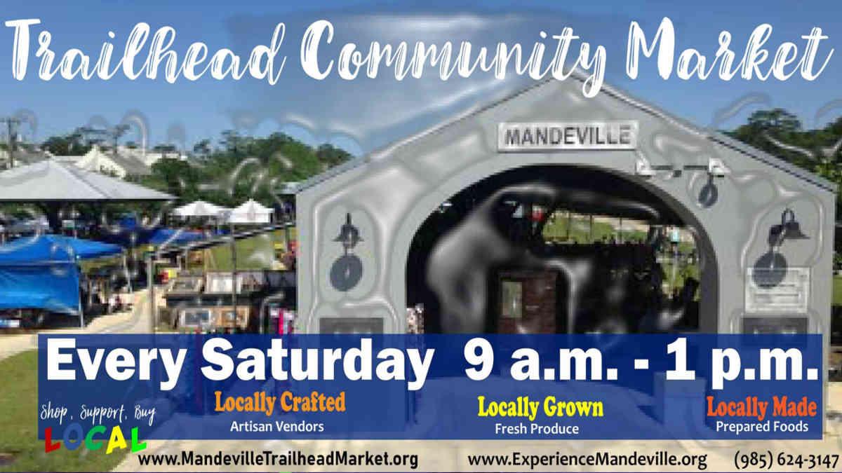 Mandeville Trailhead Farmers Market