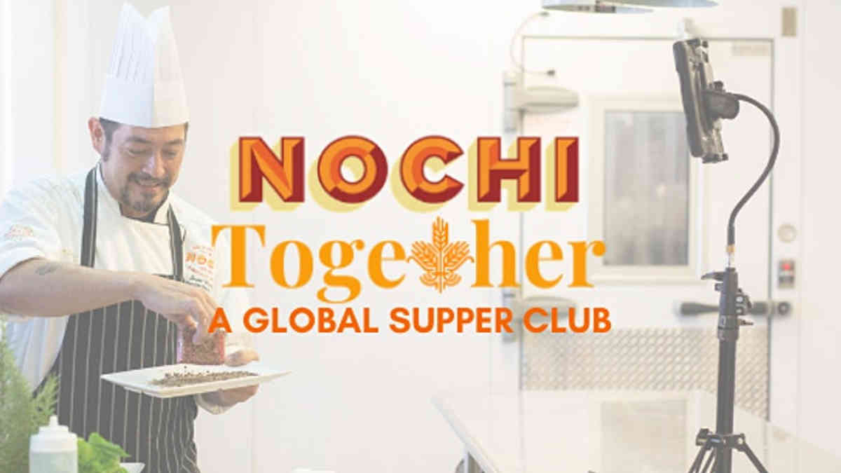 Nochi Together A Globel Supper Club