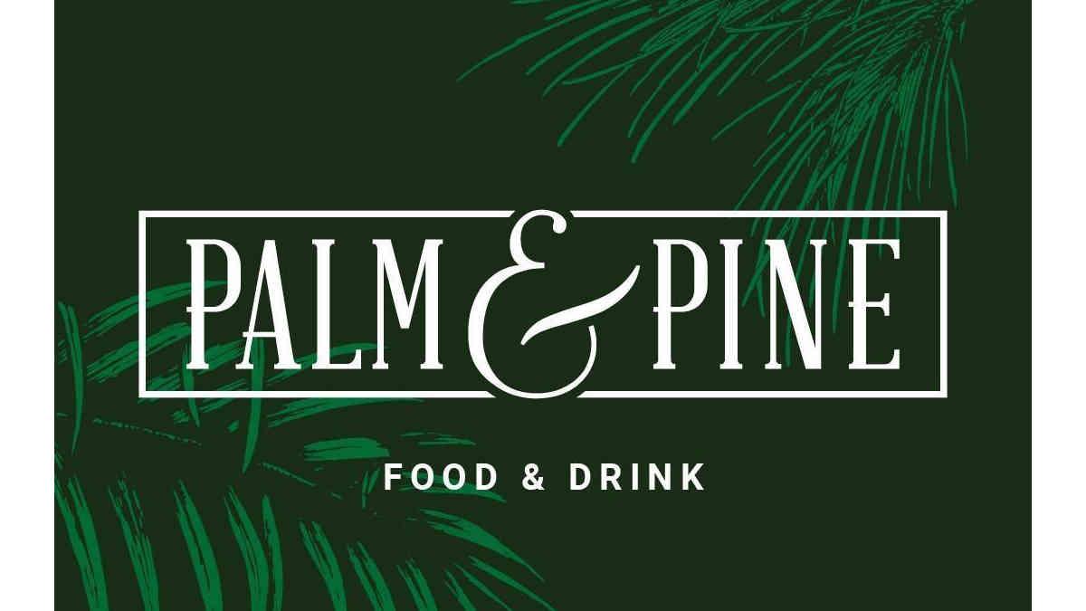 Palm & Pine Logo