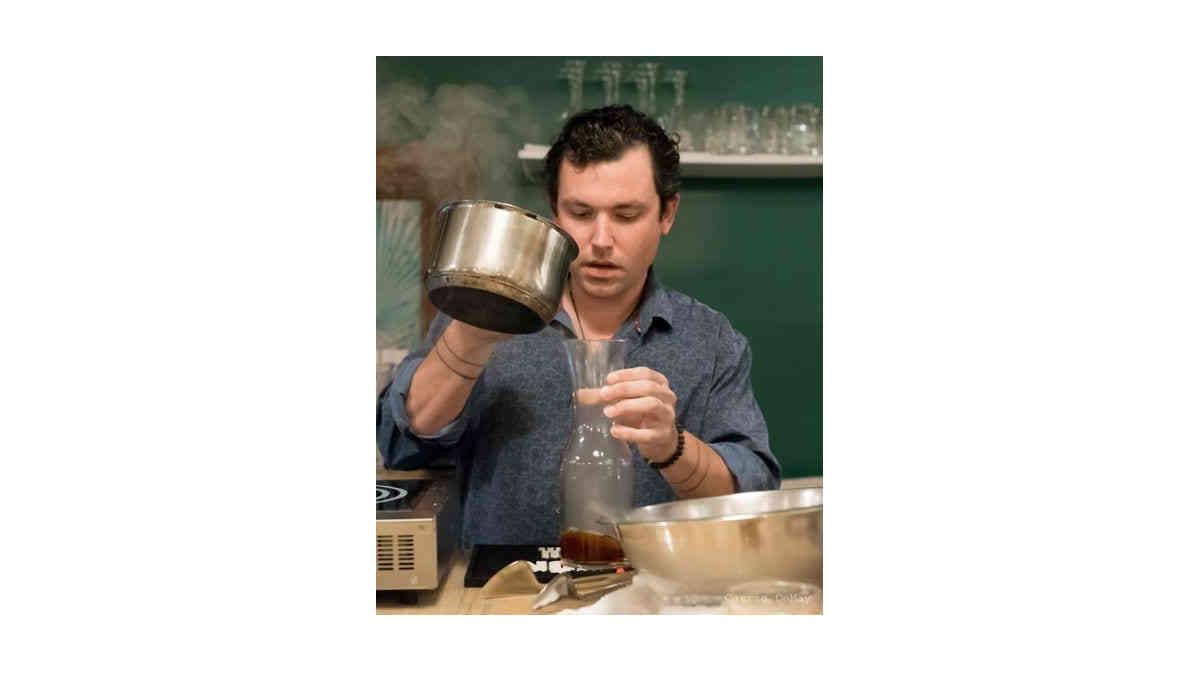 Rum Class Series with Jason Dumas