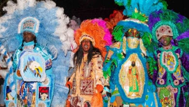 African American Masking and Spirituality in Mardi Gras