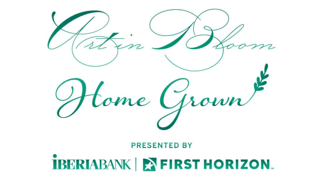 Art and Bloom 2021 Home Grown