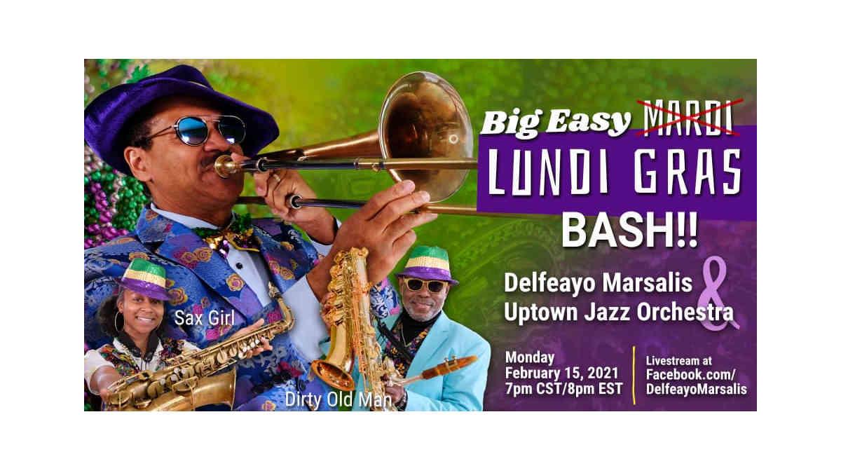 Big Easy Mardi Gras Bash