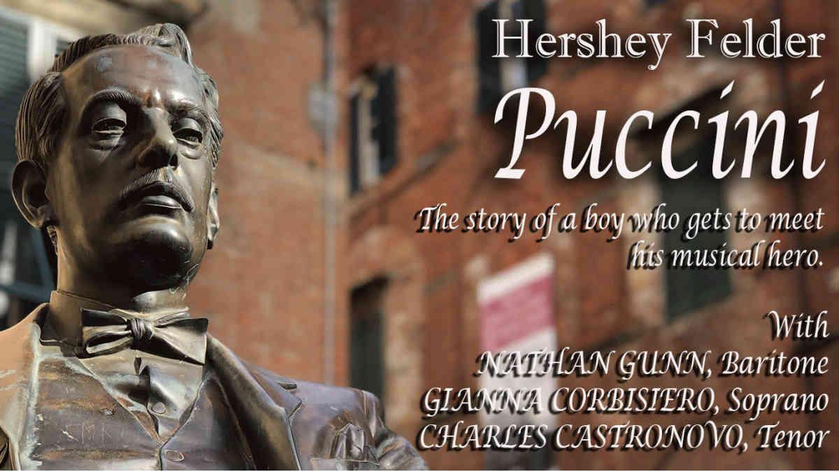 Hershey Felder - Puccini